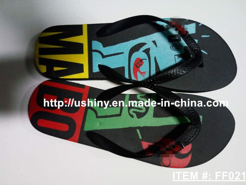 Men′s Flip Flop Shoes Summer