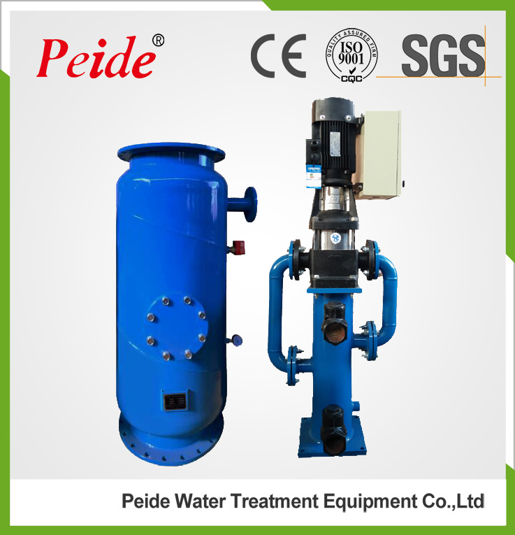 Automatic Condenser Tube Cleaning System for Chillers