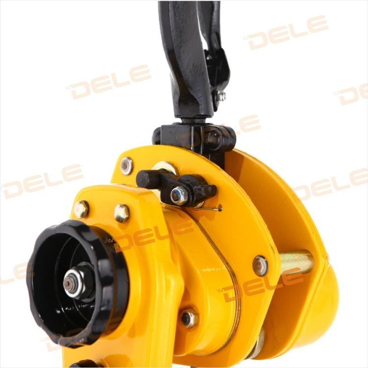 1.5ton Lever Hoist with Plastic Handle