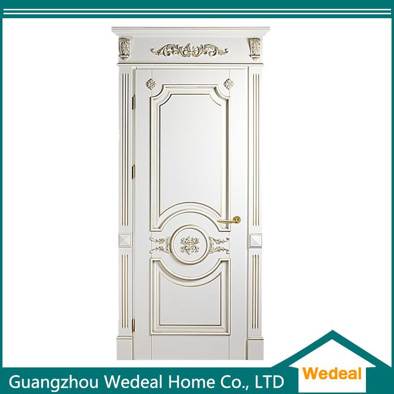 Interior Panel Luxury Solid Wooden Door