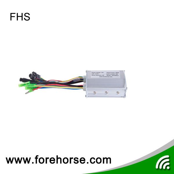 E-Bike Controller for Electric Bicycle 24V/36V/48V