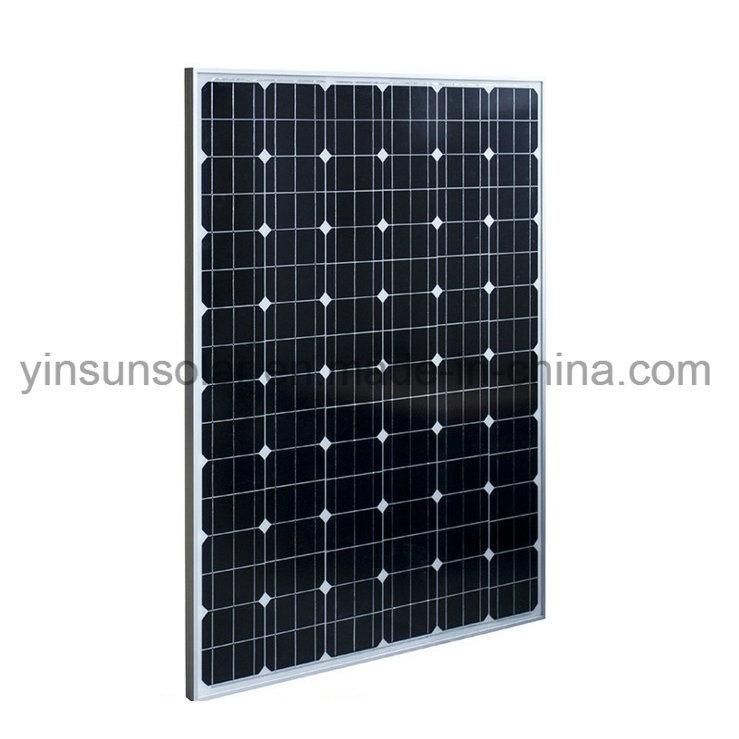 200W Mono Renewable Energy Power Flexible Photovoltaic Module Solar Panel