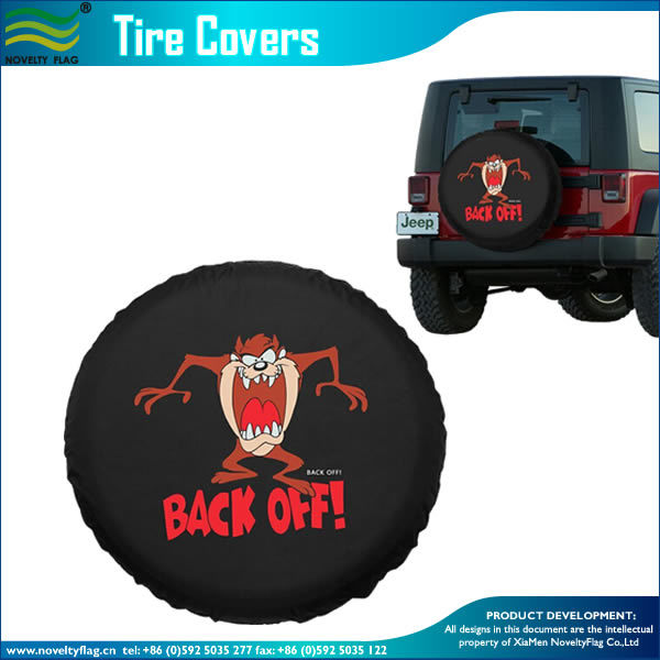 Wheel Decoration Covers, Outdoor Tire Cover, Spare Wheel Covers (J-NF39F22007)