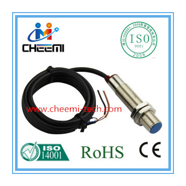 M12 Inductive Proximity Switch Sensor AC90~250V Sn 2mm