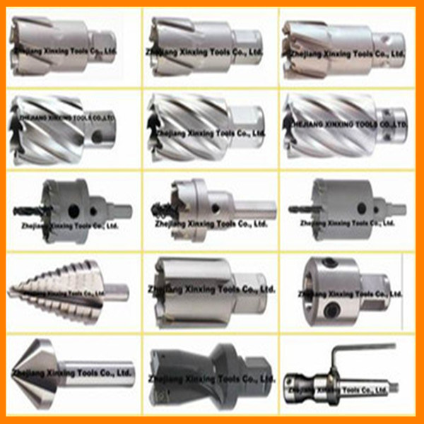 Drhx High Speed Steel Rail Annular Cutter