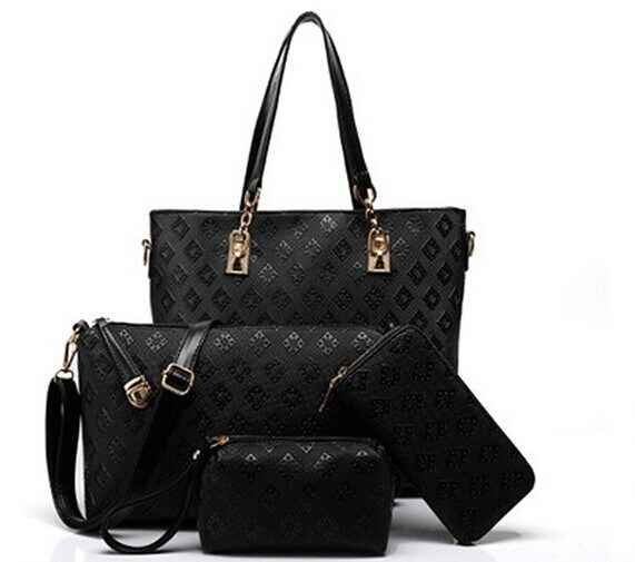 4 Piece Single Shoulder Multifunctional Handbag (BDMC141)