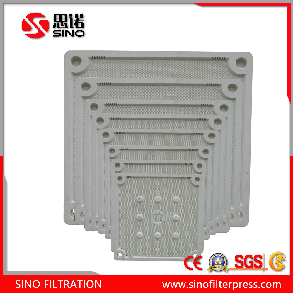 High Quality PP Chamber Filter Plate of Filter Press
