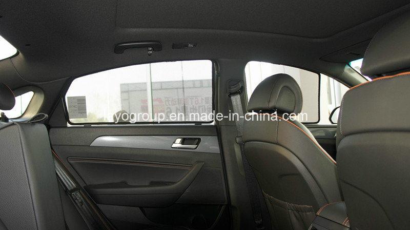 Sonata Mesh Fabric Steel Wire Side Window Sunshade, Foldable Sunshade