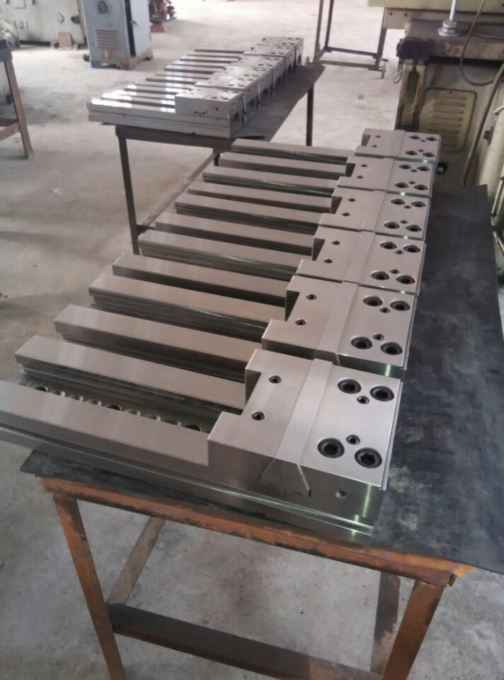 Precision Modular Vice Machine Vice