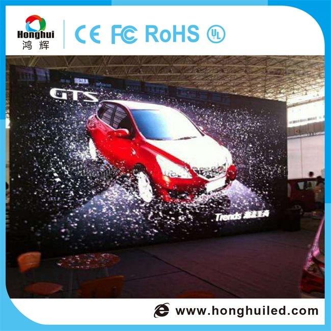 Full Color HD P4 Indoor Advertising LED Display for Video Wall