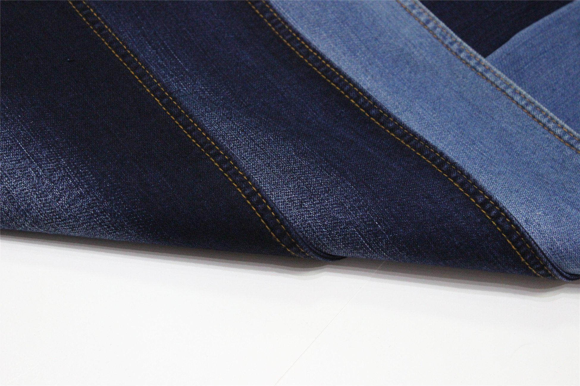 Good Handfeel Cotton Rayon Polyester Spandex Denim