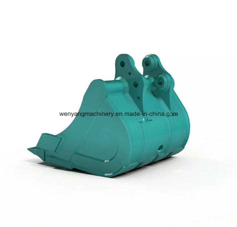 Supply China Made Good Quaity Customized Excavator Bucket with Teeth