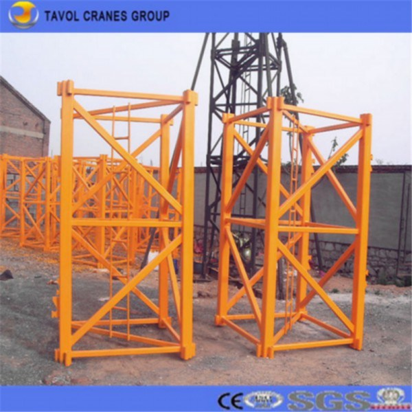 6010 Self Standing Top Slewing Tower Crane