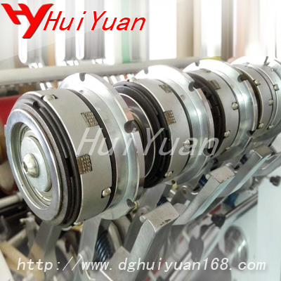 Air Differential Shaft for High Speed Slitter