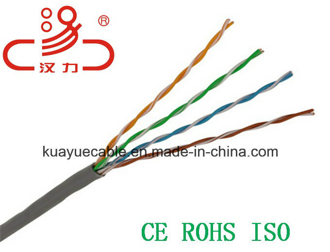 4 Pair Cat5e UTP/Computer Cable/Data Cable/Communication Cable/Audio Cable/Connector