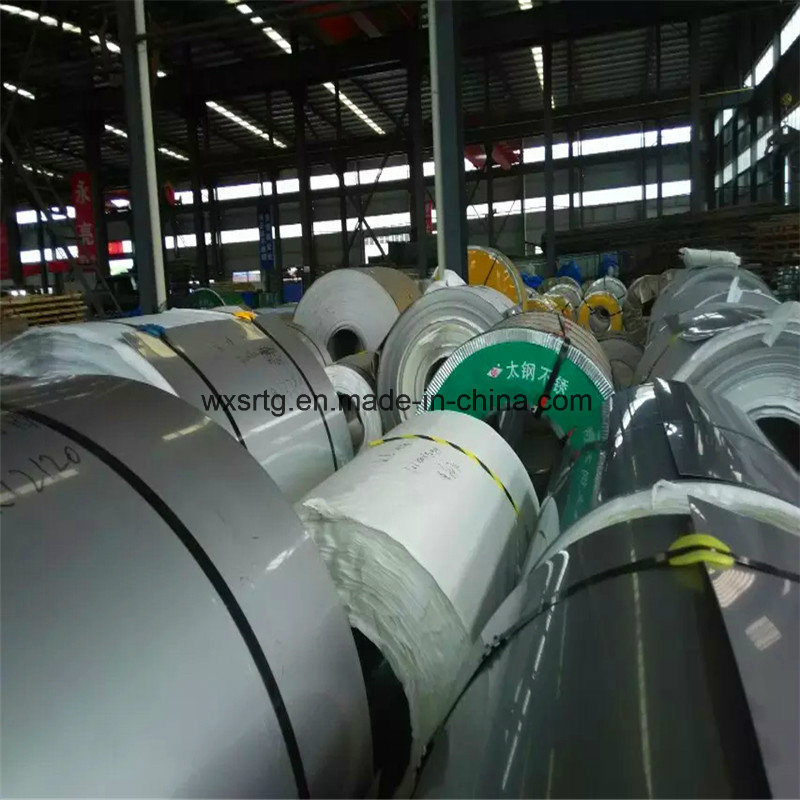 Stainless Steel Coil with Silt Edge