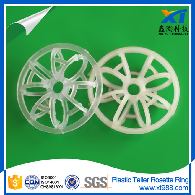 New Plastic Teller Rosette Ring (PP PE PVC CPVC)