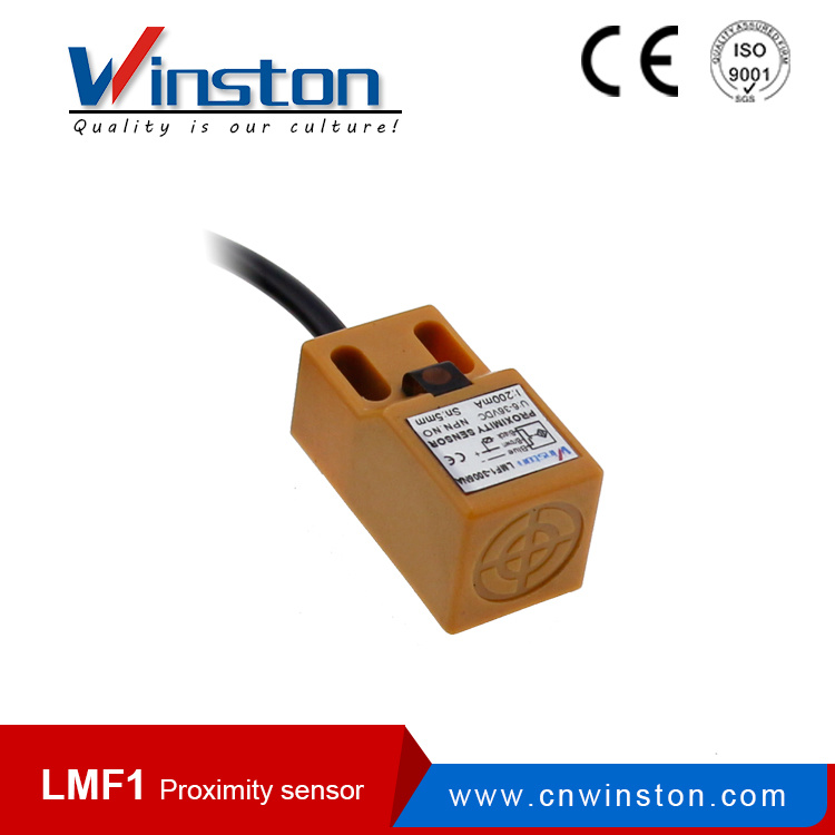 Angular Column Type Inductive Proximity Sensor Switch (LMF1)