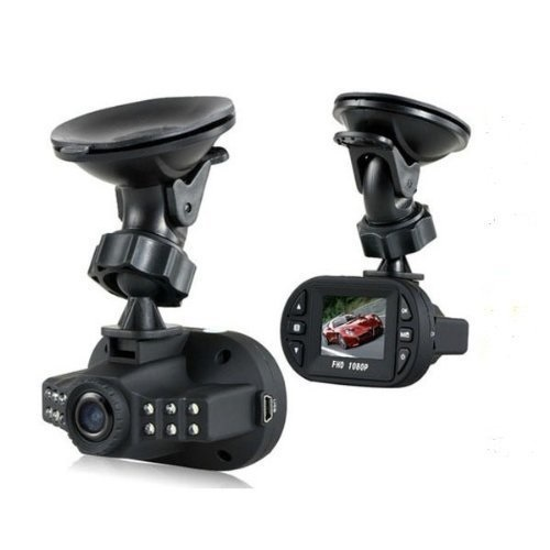 1080P FHD Car DVR Dash Digital Video Recorder Car Camera