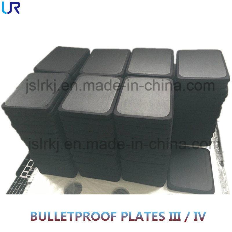 Linry Military Ceramic PE Composite Bulletproof Armor Plate