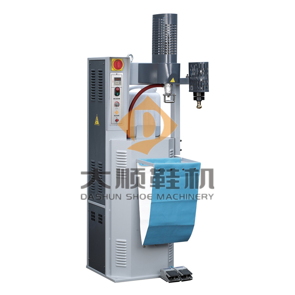 Ds-809b Hot Air Blower & Pounding Machine for Shoe