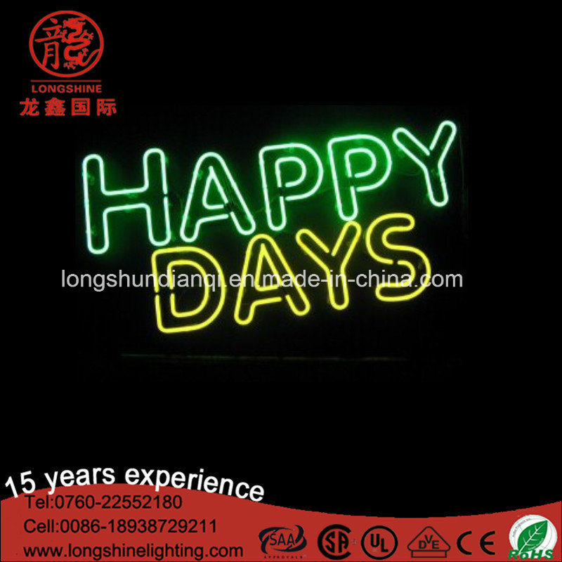 LED Rope Light Neon Sign Flex for Decorative Outdoor