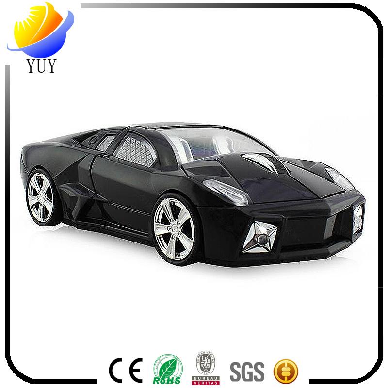 Custom 2.4G Wireless Car Mouse