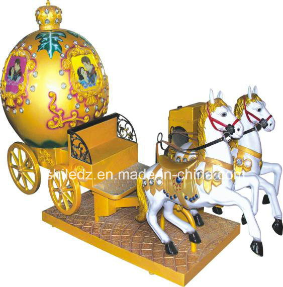 Children Carriage Playground Rides Royal Ride Slot Game Machine