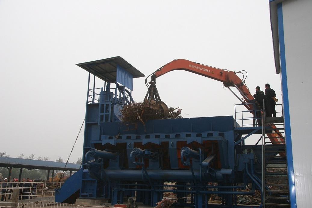Q91y-800 Heavy Duty Shear Machine