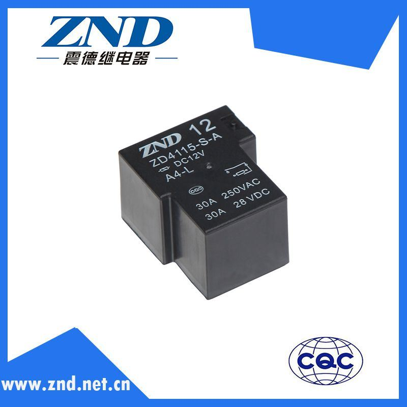 Zd4115 (T90) Sensitive Type Power Relay for Household Appliances &Industrial