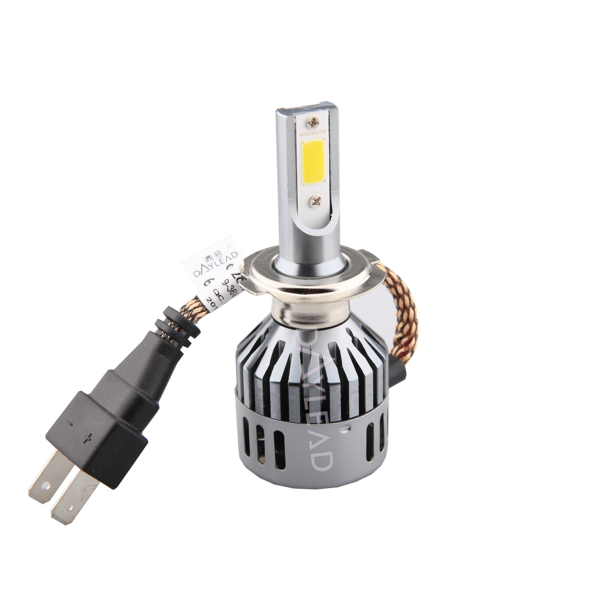 Hottest Auto LED Headlight H7 with Best Price, High Brightness Bulb