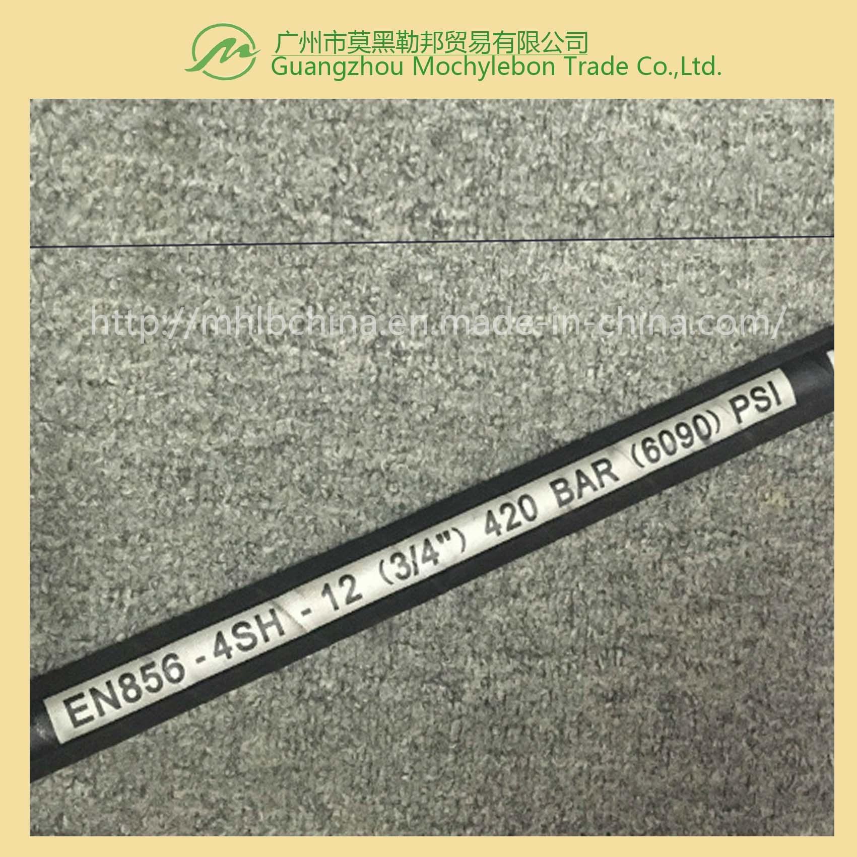 Steel Wire Spiral Hydraulic Hose (EN856 4SH-3/4)