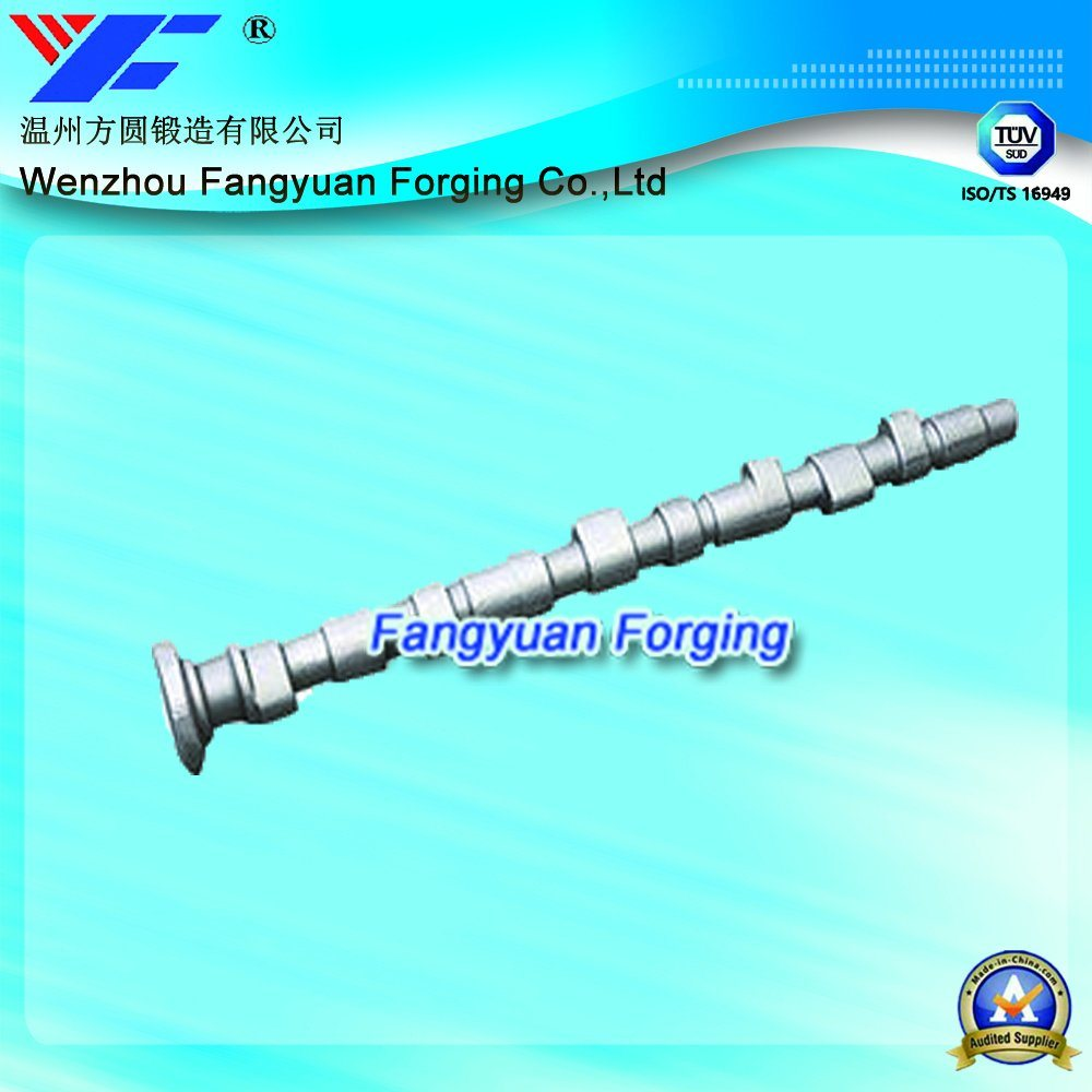 High Quality Hot Forged Camshaft for Aero-Engine