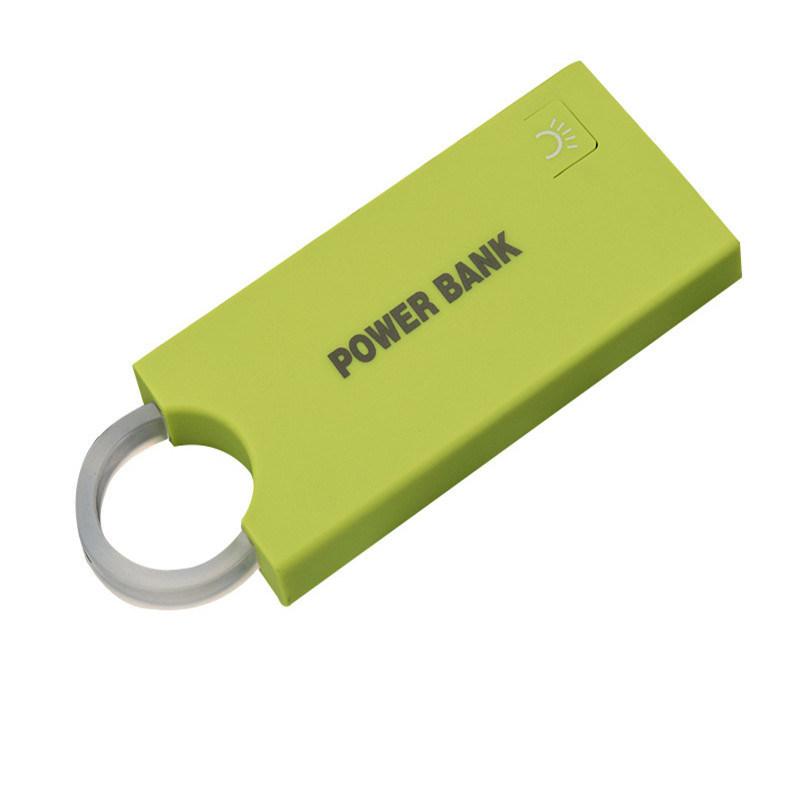 3000mAh Handbag Mobile Power Bank with Luminous Ring Mobile Phone Accessories