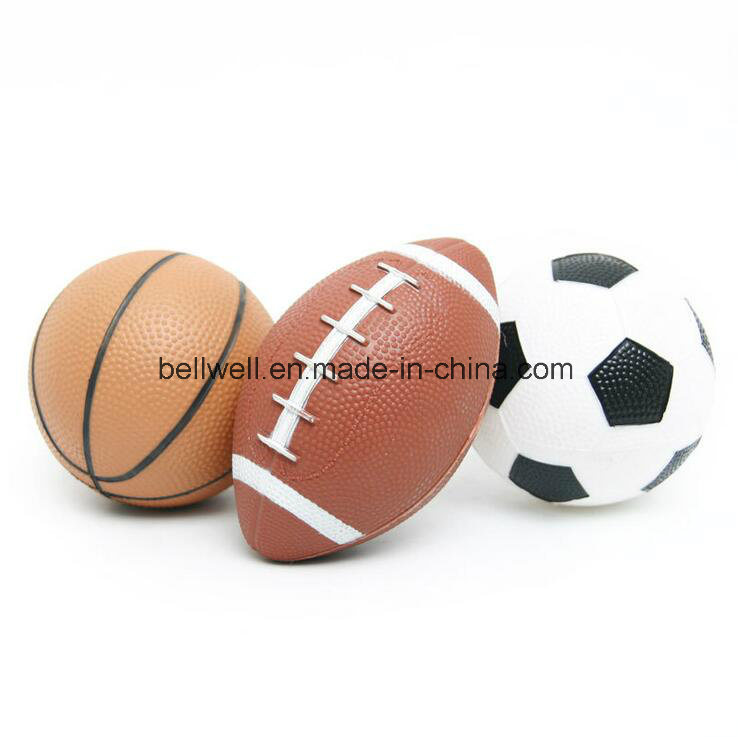 Promotion Children PVC Mini Basketball Football Rugby Ball