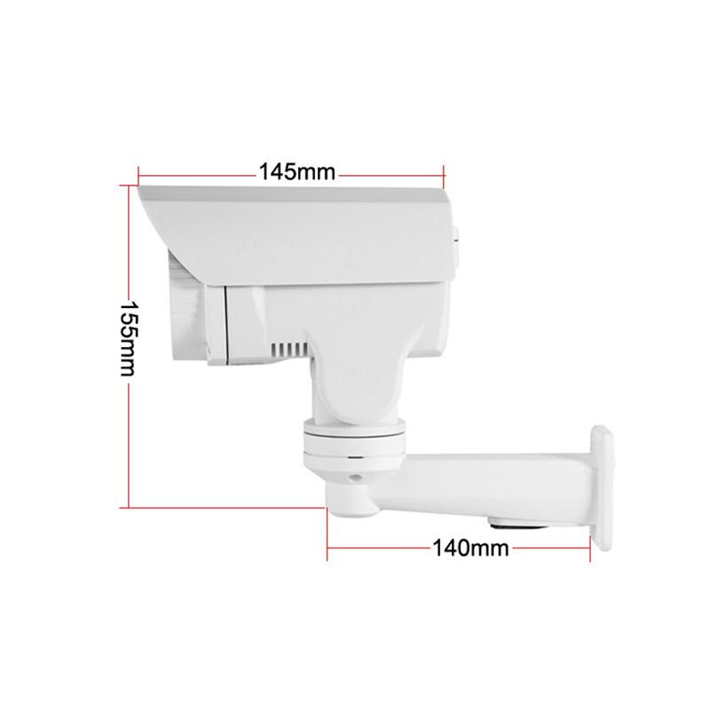 Security Wdm Product 1080P 4X Zoom Onvif P2p PTZ IP Cameras