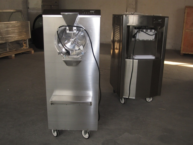 Batch Freezer Hard Ice Cream Gelato Maker Machine Prices (CE)