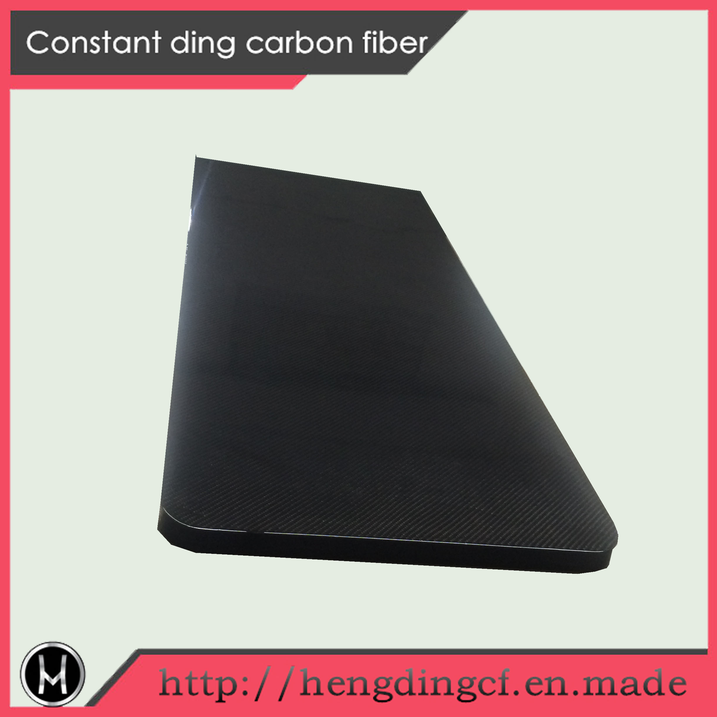 Wear-Resisting Antistatic Medical Carbon Fiber Board