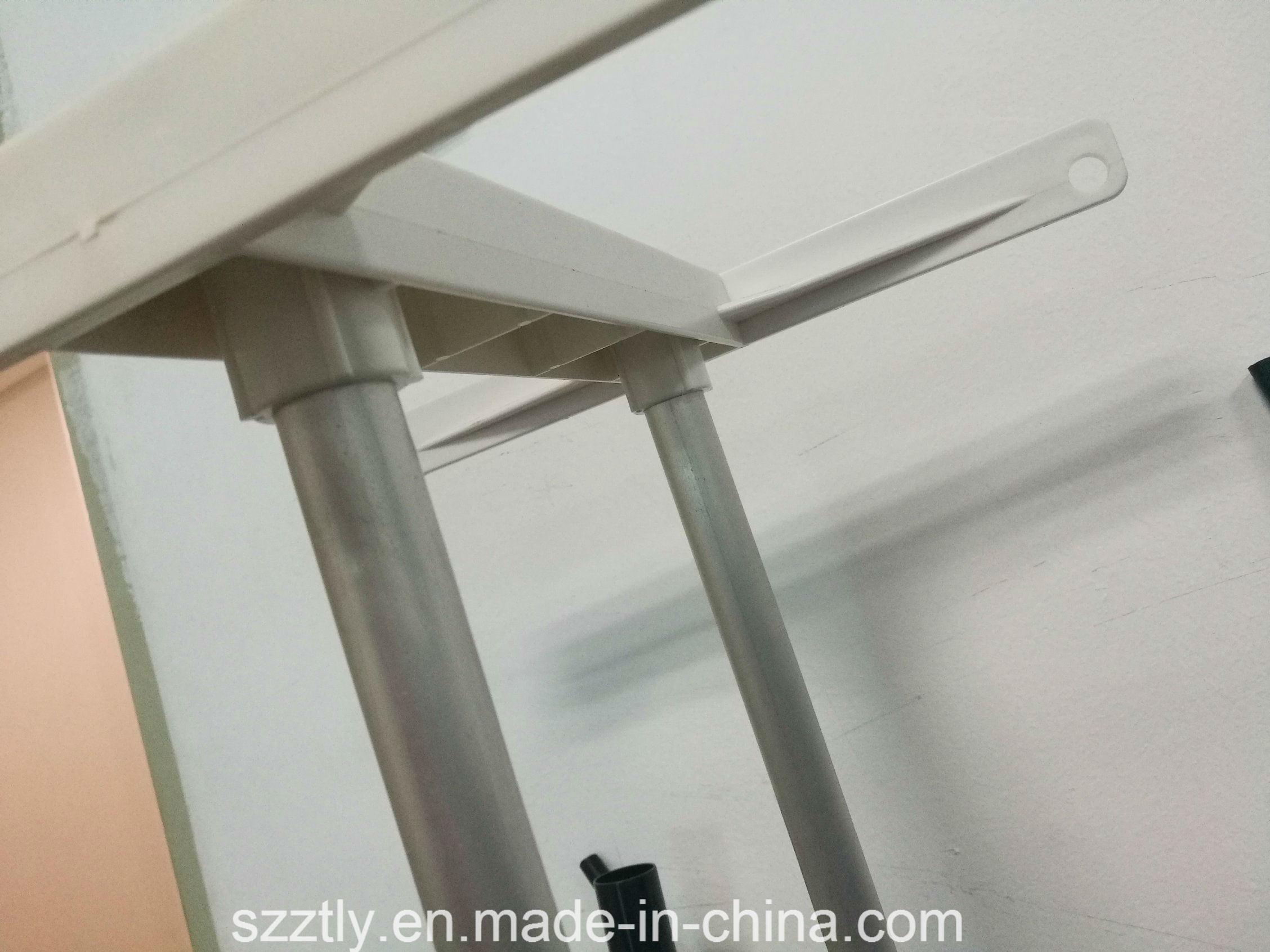 6063 Extruded Aluminium Tube Profile for Shelfs