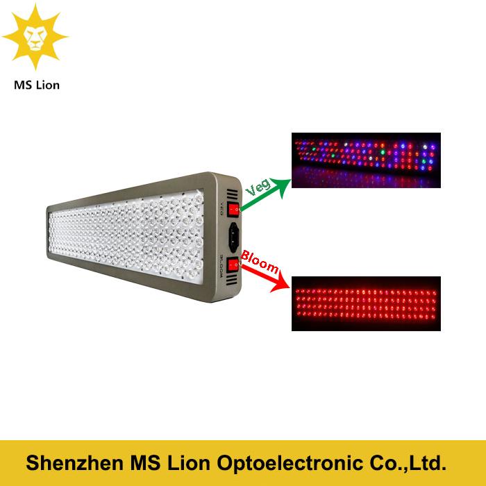Advanced Platinum Series P1200 1200W LED Grow Light for Dual Veg/Flower Full Spectrum
