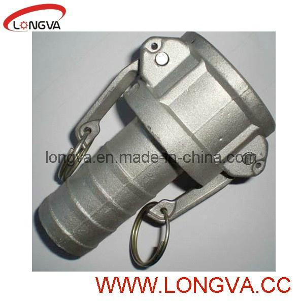 Aluminum Camlock Hose Coupling