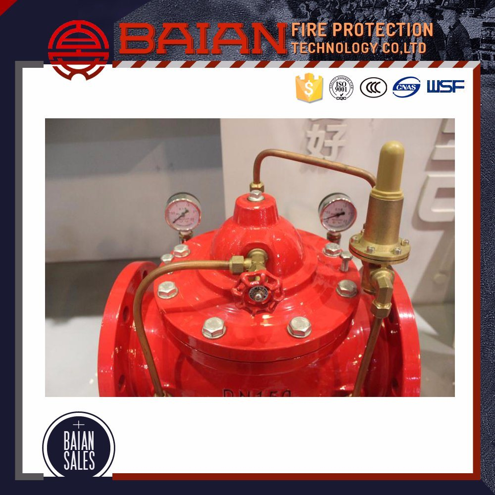 China Manufacturer of Reducing Valve