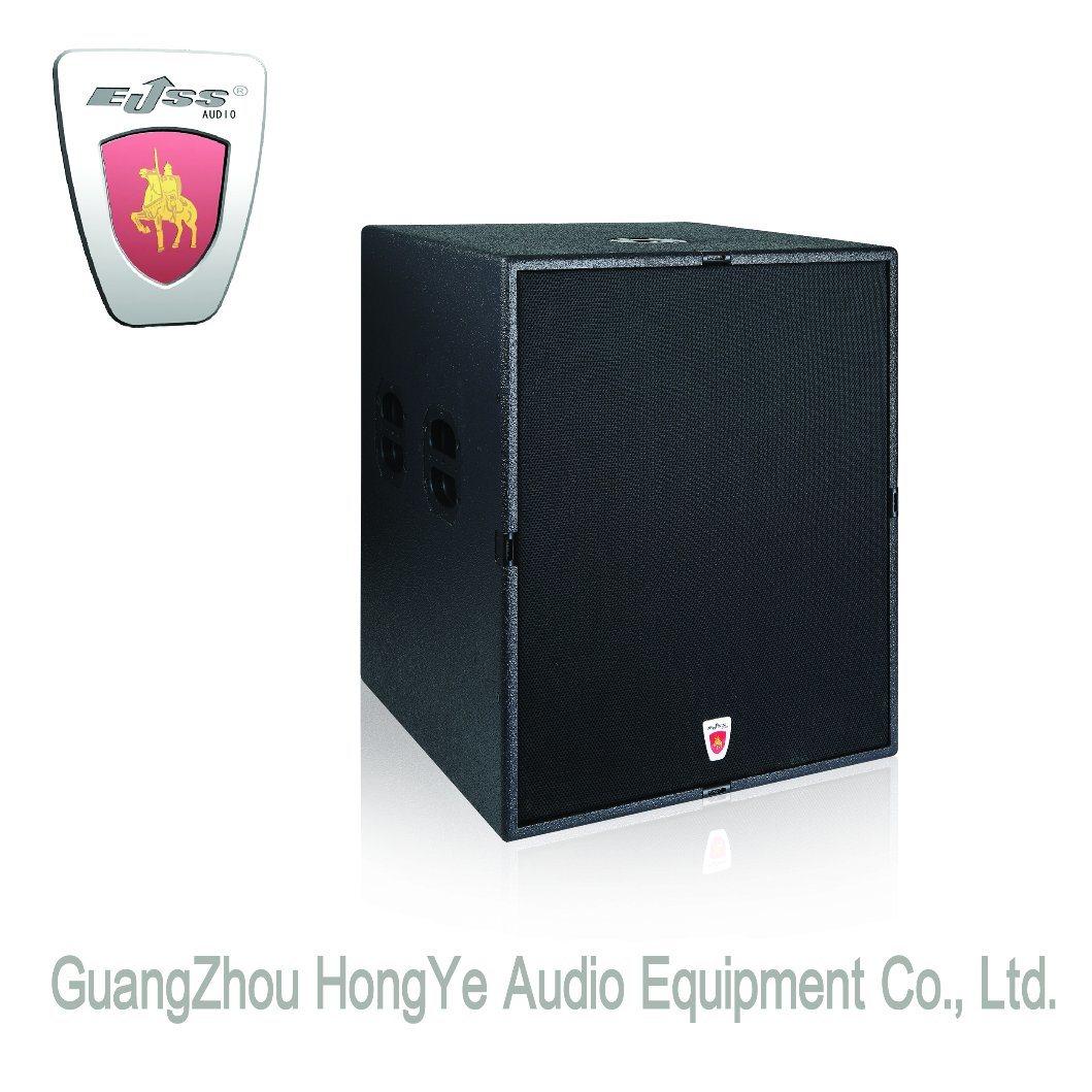 """GS-18 18"""" Passive System Professional Audio Loudspeaker"""