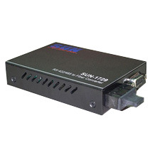 Fiber Optic Ethernet on Ethernet Optical Fiber Media Converter Transceiver  Sun Mc    China