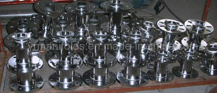 Reduced Spools with Lap Joint Flanges