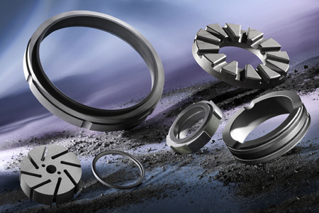 End Face Mechanical Seal Graphite