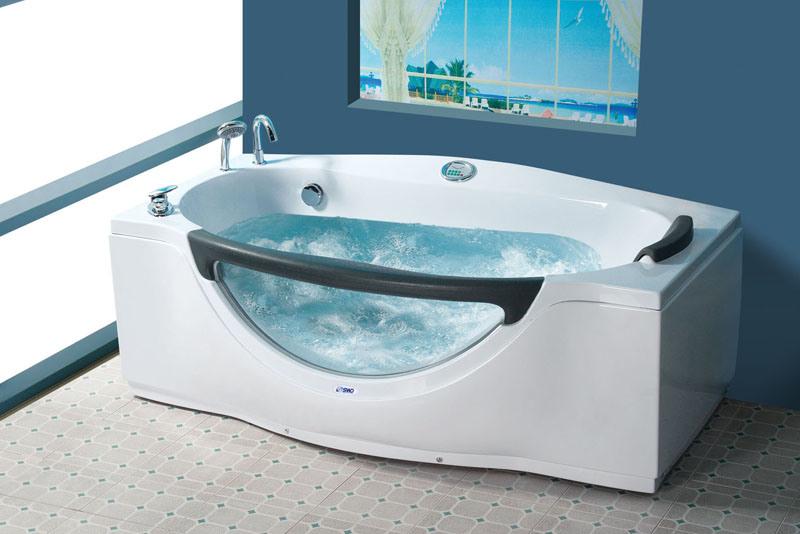 Modern Home Jacuzzi SPA | New Home Interior Design