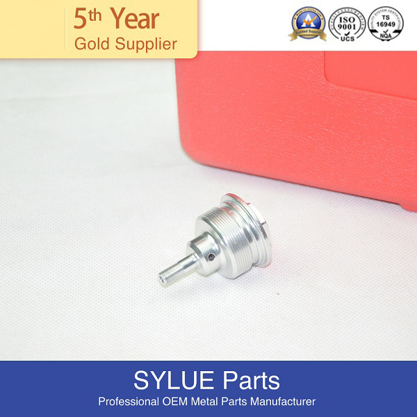 Factory Price High Precision CNC Machining Chromed Brass Pipe Fitting with ISO9001: 2008