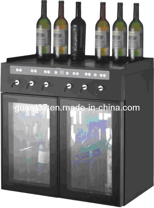 6 Bottles Red Wine Cooler/Wine Cellar/Wine Chiller/Wine Dispenser/Wine Cabinet (SC6)