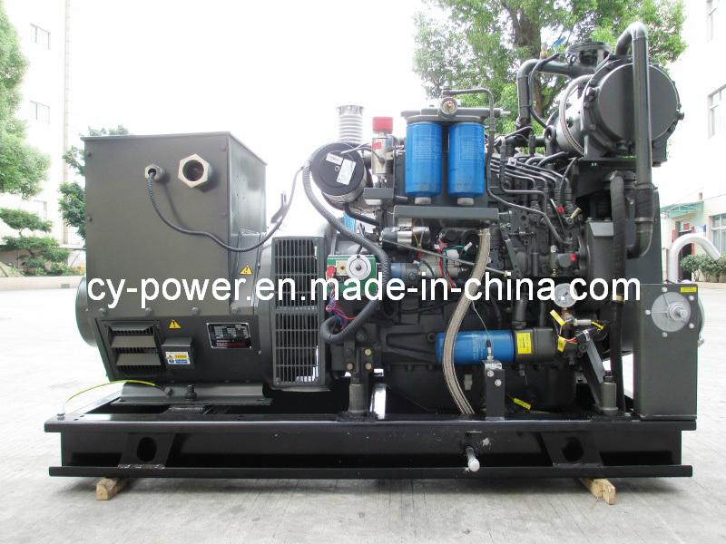 Wp4 & Wp6 Series 40-120kw Marine Generator, Weichai